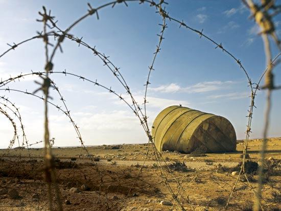 זהירות חלודה פליטים / צלם: אדוארד קפרוב