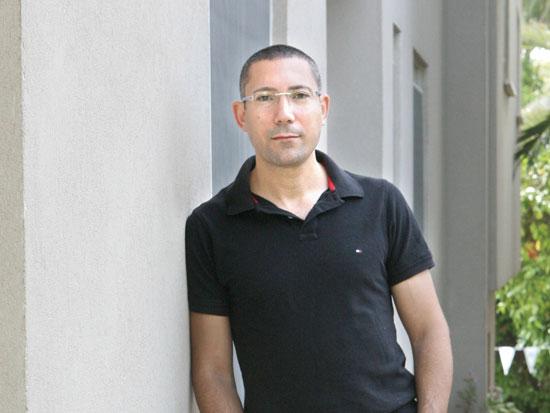 מוטי שרף, יועץ תקשורת / צלם עינת לברון