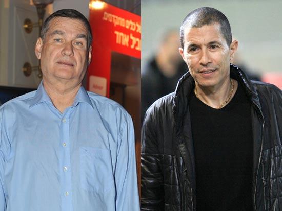 אלי טביב, חיים רמון / צילומים: שלומי יוסף, תמר מצפי