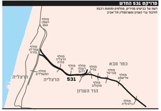 כביש 531