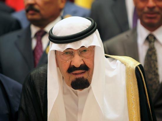 מנהיגים מבוגרים -המלך עבדאללה ערב הסעודית/ צילום: רויטרס