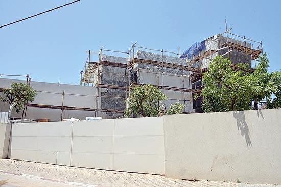 רחוב בן אליעזר 18, הרצליה פיתוח / צילום: תמר מצפי