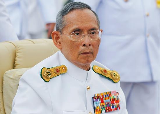 מנהיגים מבוגרים - מלך תאילנד באמיבול אדוליאג / צילום: רויטרס