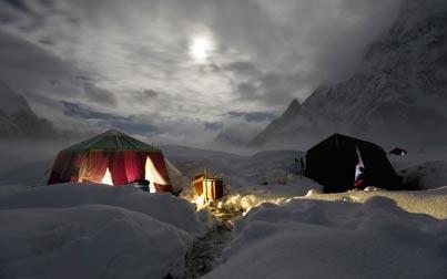מסביב לגלובוס - קסם על ראש ההר / צילום: רויטרס