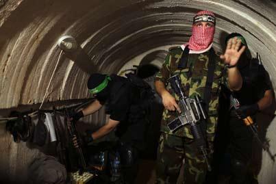 מסביב לגלובוס - תראו את המנהרה הזו / צילום: רויטרס
