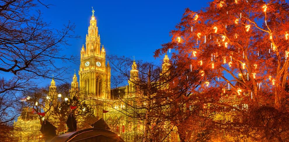 וינה- חג המולד/קרדיט: שאטרסטוק
