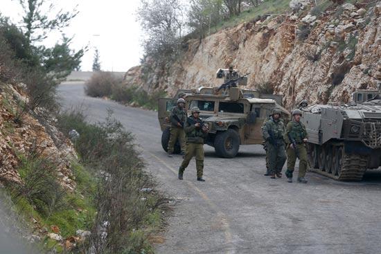 אירוע ביטחוני בגבול לבנון / צילום: רויטרס