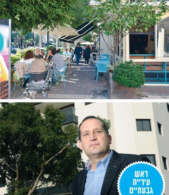 רן קוניק - ראש עיריית גבעתיים / צילום: תמר מצפי ואיל יצהר
