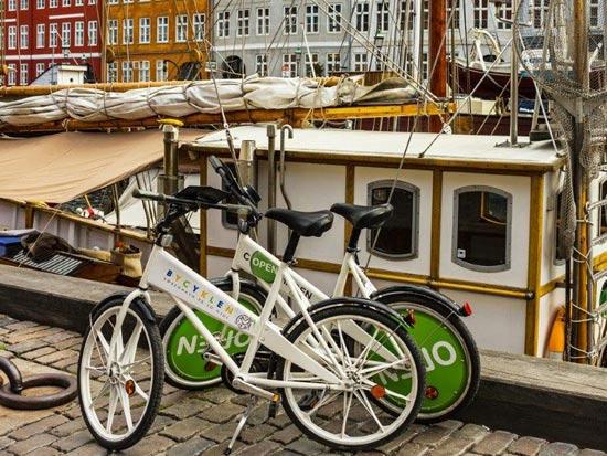 קופנהגן- דנמרק, רכיבה על אופניים / צילום: שאטרסטוק