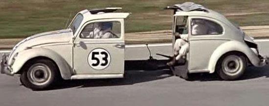 גם רכב חצוי, נוסע / צילום: מתוך הסרט