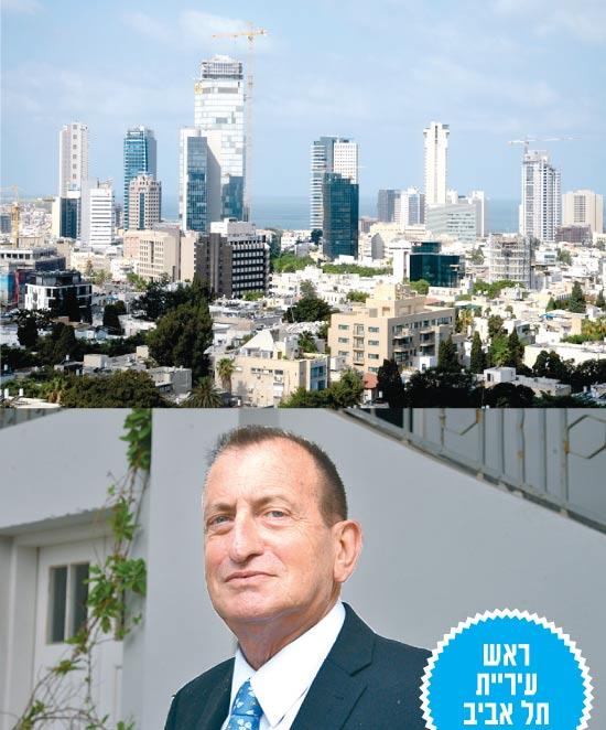 רון חולדאי - ראש עיריית תל אביב - יפו / צילום: איל יצהר תמר מצפי