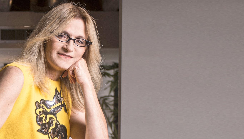 """עו""""ד אירית רוזנבלום / צילום: רונן פדידה"""