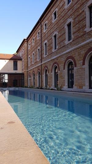 מלון  fourviere ליון / צילום: ספיר פרץ זילברמן