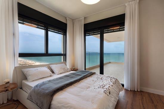 דירה לדוגמא נוה חוף / צילום: : אסף פינצ'וק