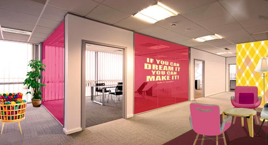 עיצוב משרדים / צילום: Shutterstock/ א.ס.א.פ קרייטיב