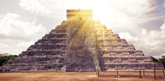 מקדש קוקולקן, אל נחש הנוצות / צילום: Shutterstock | א.ס.א.פ קריאייטיב