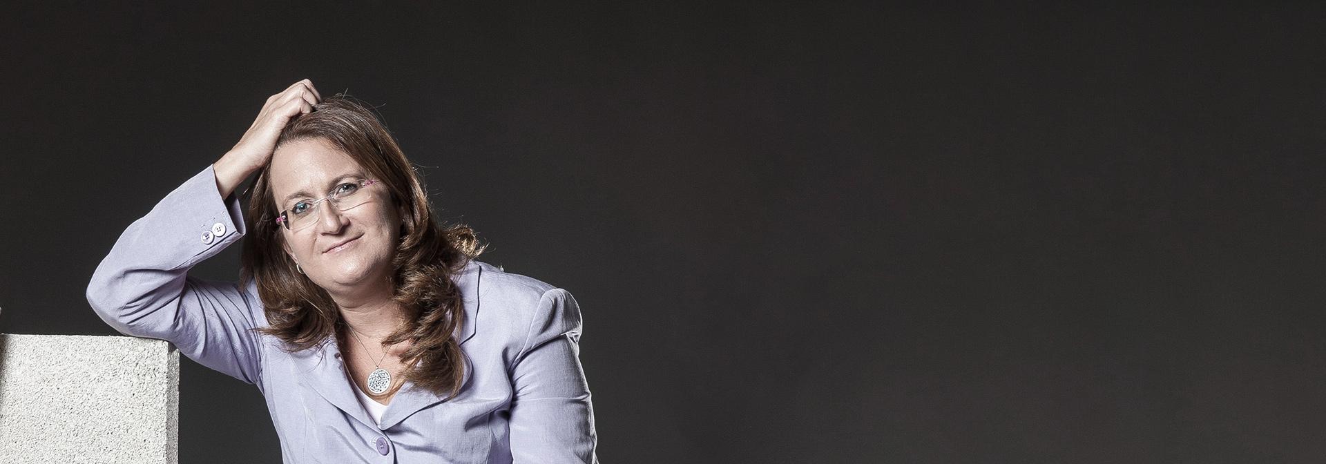 חמישים הנשים המשפיעות לשנת 2017 - דנה עזריאלי / צילום: רמי זרנגר