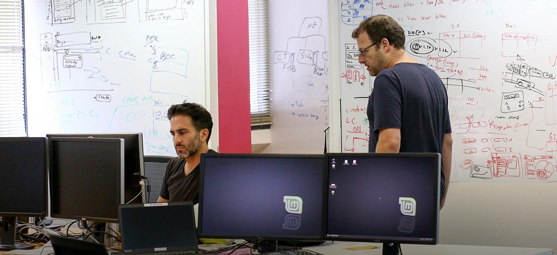 סטארטאפים - datorama-office-3 / צילום: שלומי יוסף