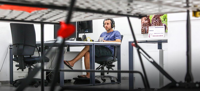 סטארטאפים - day two-office-2 / צילום: שלומי יוסף