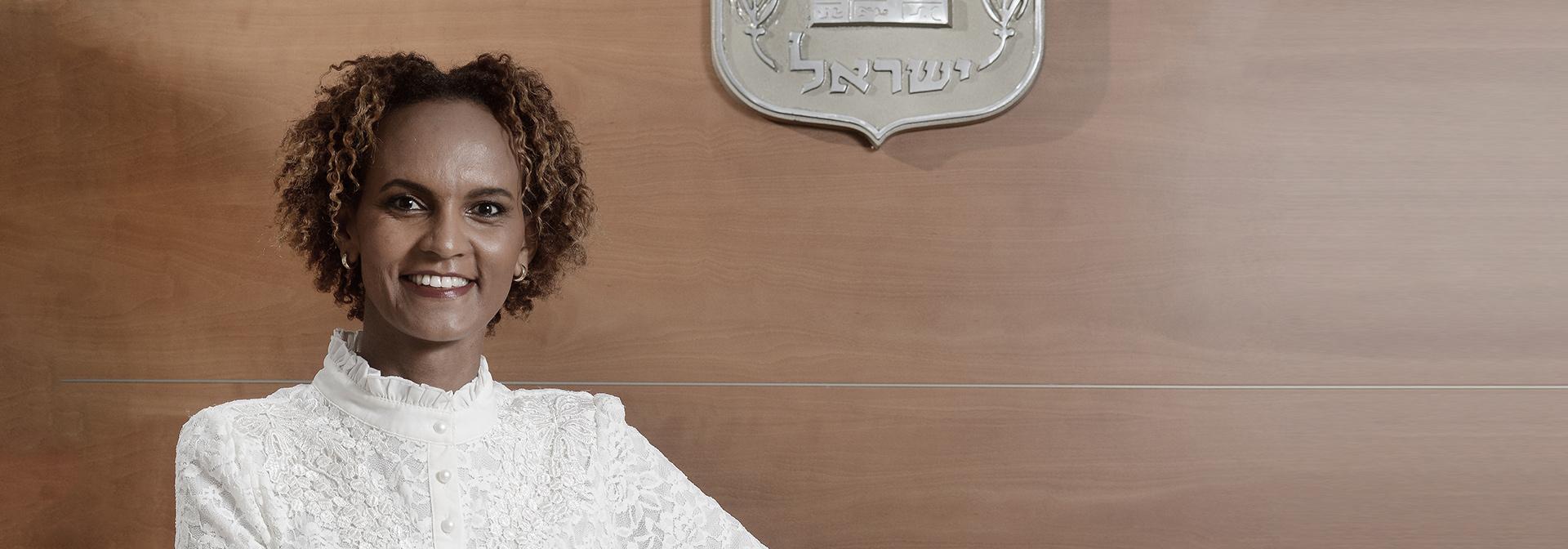 חמישים הנשים המשפיעות לשנת 2017 - אדאנקו סבחת חיימוביץ / צילום: איל יצהר