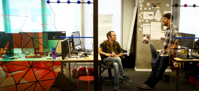 סטארטאפים - feedvisor-office-1 / צילום: שלומי יוסף