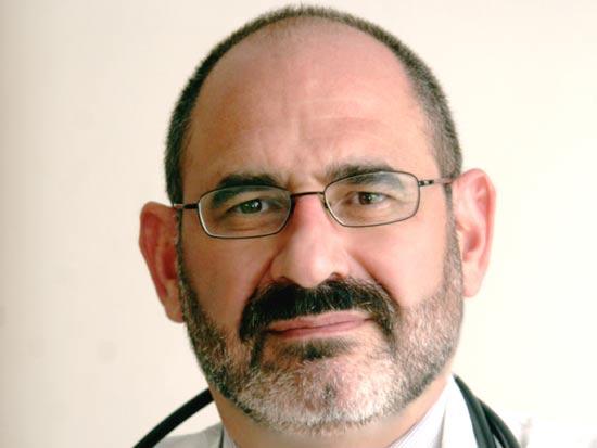 """ד""""ר גרגורי גולובצ'ינר / צילום: יח""""צ"""