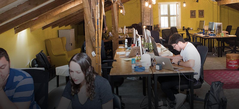סטארטאפים - lemonade-office-1 / צילום: שלומי יוסף