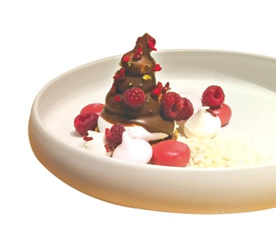 קרמבו ארטיזנלי של מסעדת מסה   / צילום: עדי סיברובר באדיבות טל בן משה