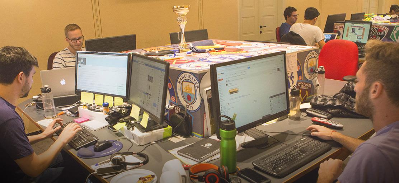 סטארטאפים - minute media-office-1 / צילום: שלומי יוסף
