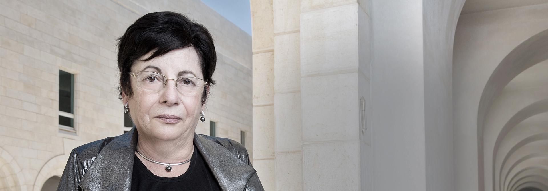 חמישים הנשים המשפיעות לשנת 2017 - מרים נאור / צילום: ענבל מרמרי