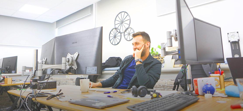 סטארטאפים - otonomo-office-4 / צילום: שלומי יוסף