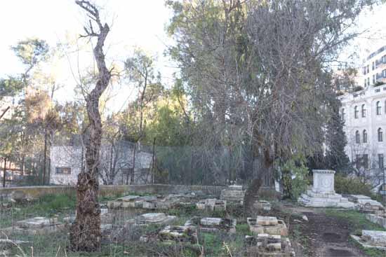 בית הקברות בממילא / צילום: ליאור מזרחי