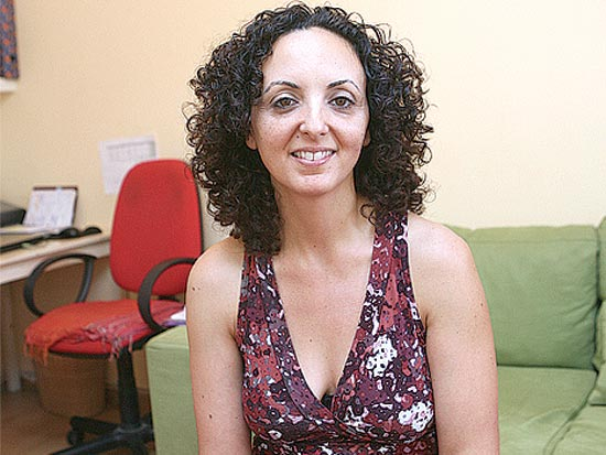 דורית בר, מאמנת עסקית / צלם עינת לברון