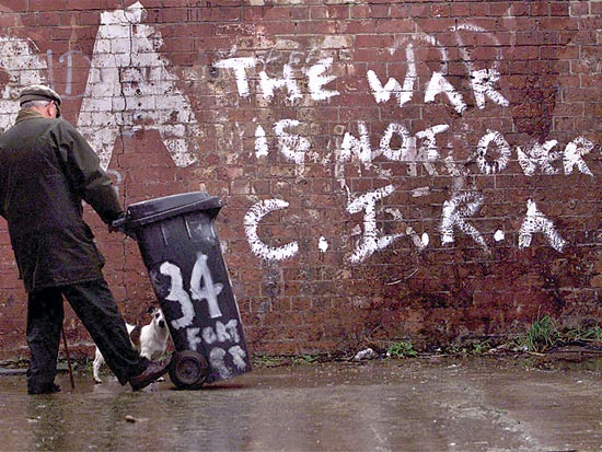 אירלנד, עוני / צלם רויטרס