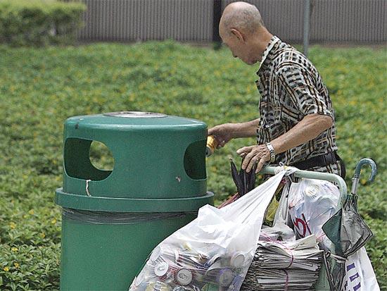 סינגפור, עוני / צלם רויטרס