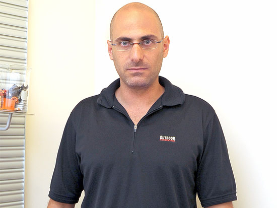 אורן שמיר, מנהל תחום חוויית משתמש במקאן אריקסון / צלם איל יצהר