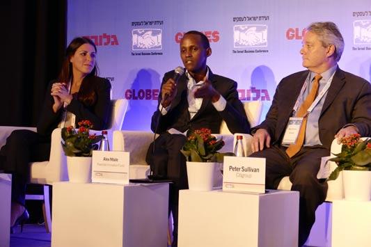 Africa's Economic Promise Panel / צילום: אוריה תדמור