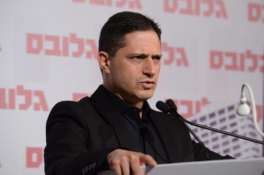 רוביק דנילוביץ' - ראש עיריית באר שבע - איל יצהר