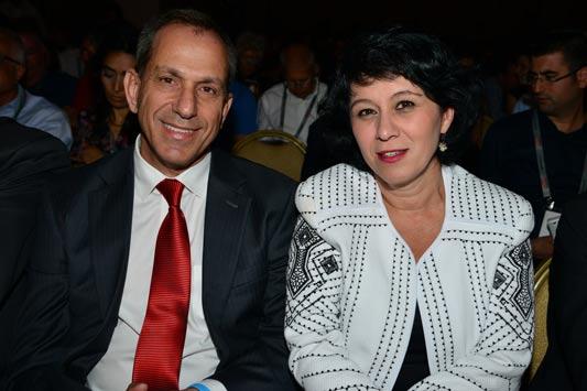 חדוה בר ושמואל האוזר/ צילום: תמר מצפי