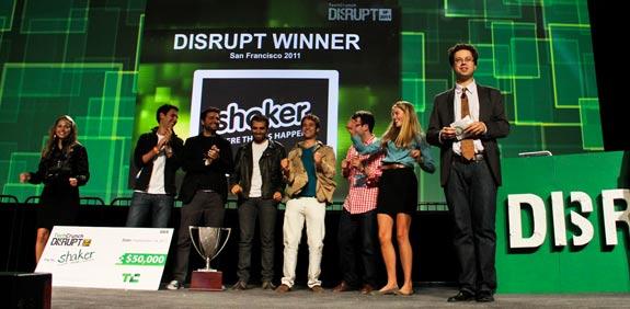 שייקר shaker / צלם: אתר techcrunch