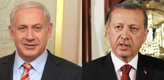 Erdogan and Netanyahu