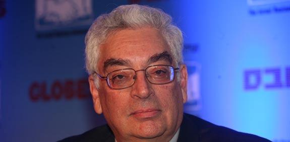 הרולד ויניגר - מדען ראשי IEI  / צילום: עינת לברון