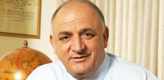 Yitzhak Tshuva  picture: Bloomberg