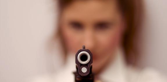 סוכנת מוסד / צלם: טינקסטוק