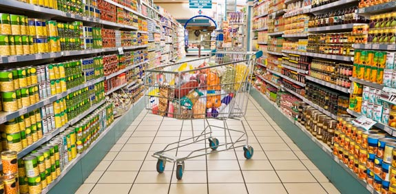 supermarket  picture: thinkstock
