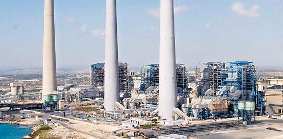 Hadera power station