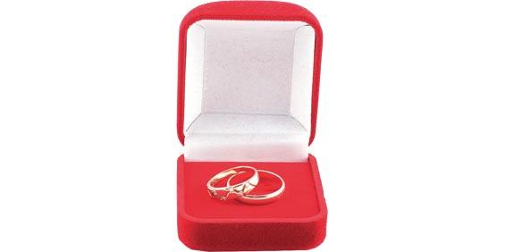 טבעת זהב / צילום: יחצ