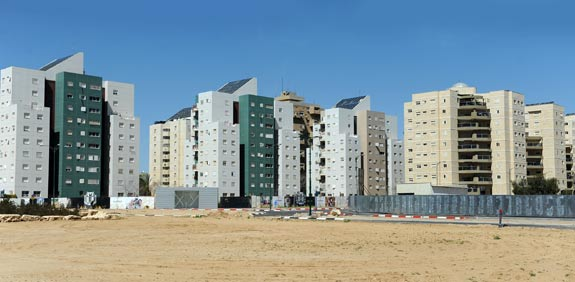 Apartments in Beersheva