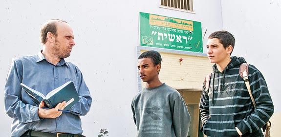 הרב ספי שרמן יעקב חיימוב גנטו פטגו / צילום: רפי קוץ
