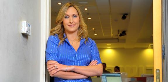 חדשות ערוץ 2 Twitter: קרן מרציאנו תשתלב בהגשת מהדורת חדשות 2